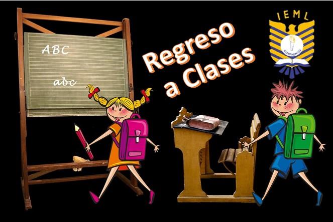 REGRESO CLASE 2019
