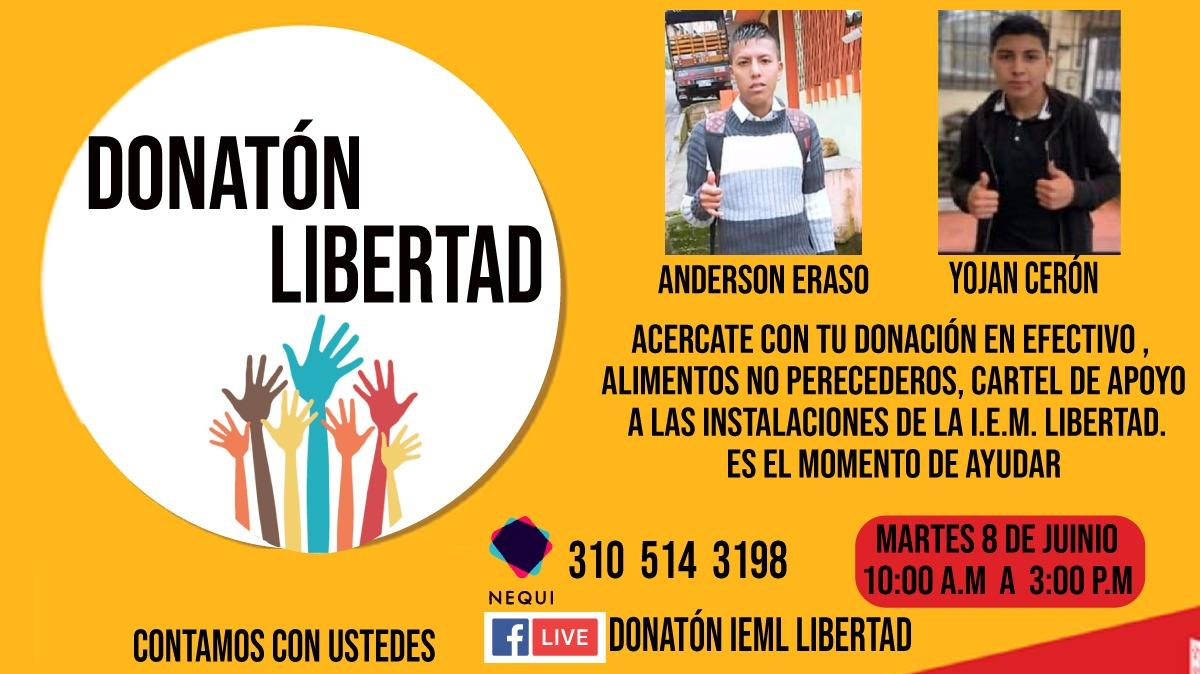 Donatón Libertad