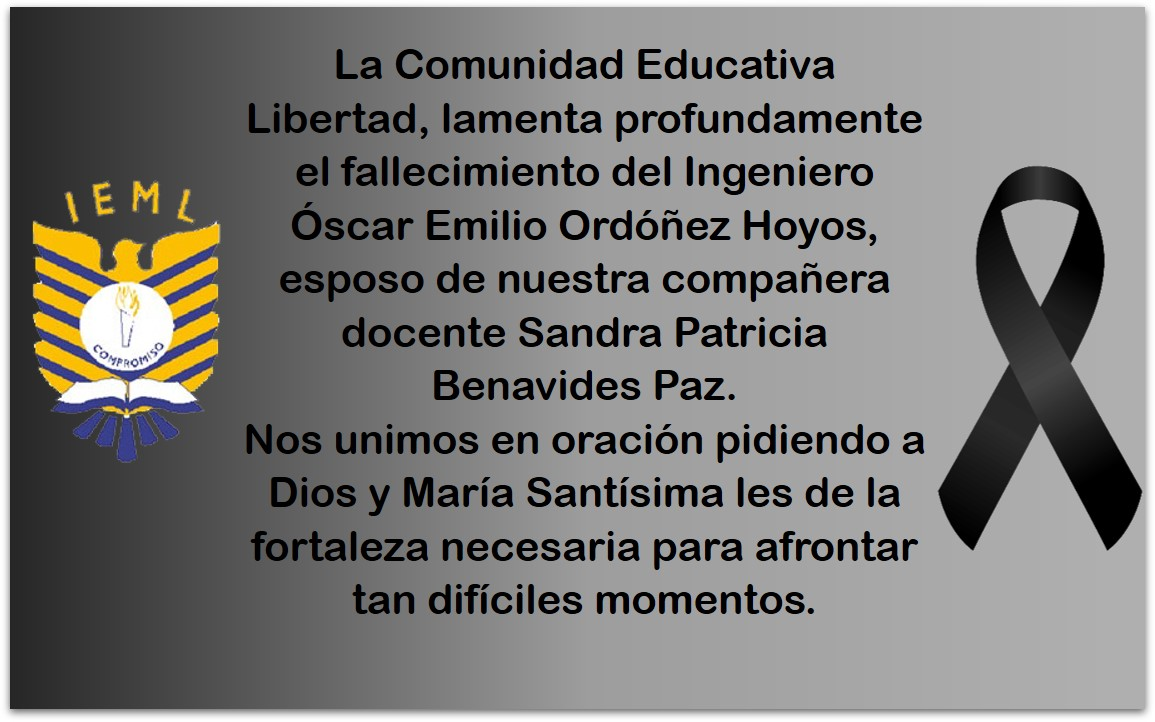 Nuestro Apoyo a la profesora Sandra Patricia Benavides Paz